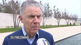 Video: Vader Ed Pinczowski: we zullen het plek moeten geven 2 april 2016