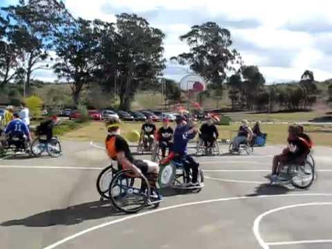 Wheelchair Quidditch Australia: Tri-Wizard Tournament, 11 August 2012
