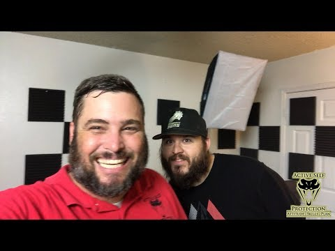 Behind the Scenes 2: Check In on Sound Studio and Meet Jon! | Active Self Protection