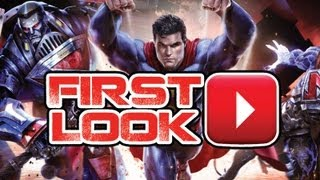 Infinite Crisis Gameplay - First Look HD