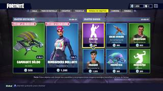 NEW SKIN, ALADELTA, PICO AND GESTO IN FORTNITE BATTLE ROYALE (FORTNITE STORE UPDATE)