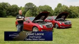 2015 Cadillac ATS Coupe FIRST DRIVE REVIEW
