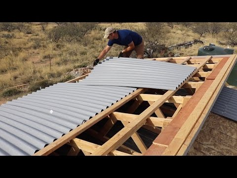 Ondura Installation Detailed Instructions For Roof
