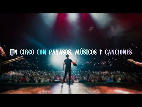 Sé parte del cuento Circo Soledad - Ricardo Arjona - Gira Mundial