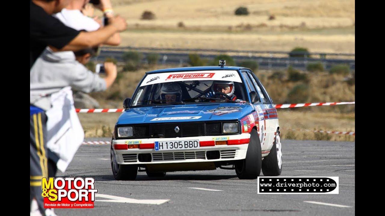 Renault 9 rallye