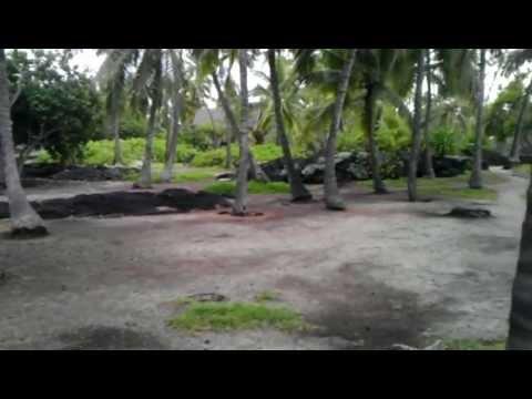 Pu`uhonua O Hōnaunau National Historical Park Hawai