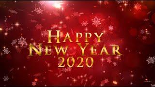 New Year Greetings Happy New Year 2020 Inviter