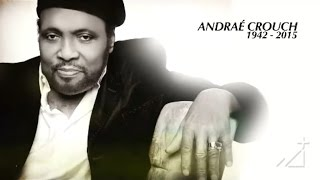 "Andraé Crouch Funeral - CeCe Winans ""We Are Not Ashamed"""