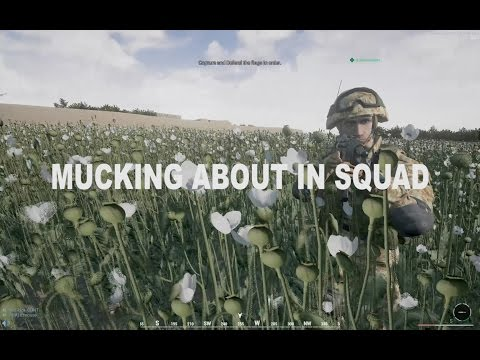 Mucking About in Squad - February 2016 Edition