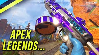 APEX LEGENDS - The Untold Story & Titanfall 3 's Future...