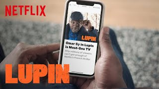 Lupin | How Do You Say Lupin? | Netflix