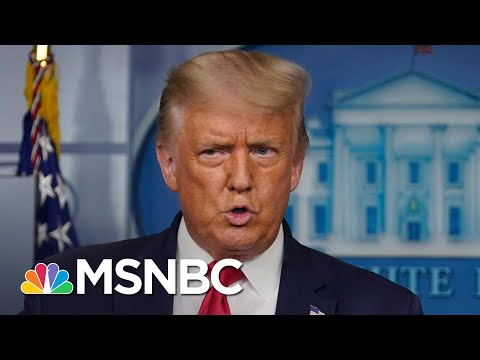 Trump Defends Sharing Bogus COVID-19 'Cure' At Odds With His Own FDA | The 11th Hour | MSNBC