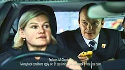 AA Car Insurance advert- Mum and Son