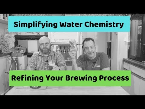 Simplifying Water Chemistry In Homebrewing Beer