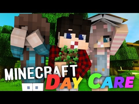 Minecraft Daycare  HIDE N' SEEK!  (Minecraft Roleplay) #19