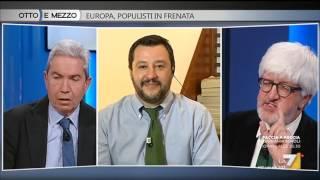 Salvini: spero che un giorno Trump, Putin, Le Pen e Salvini possano fare qualcosa di utile per ...