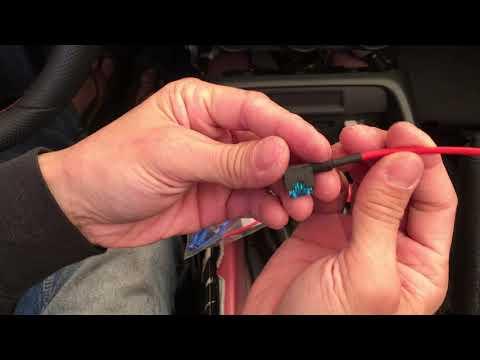 ND Miata Dash Cam Wiring Install Pt.1