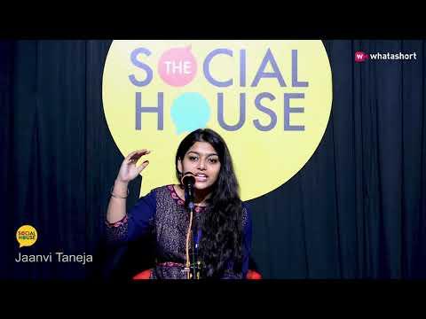 आज वहीं लौट कर गई मैं by Jaanvi Taneja   The Social House Poetry   Whatashort