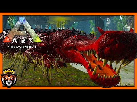 APEX Sarco Taming & Losing my Mount! (Ark Survival Evolved Primal Fear) #4