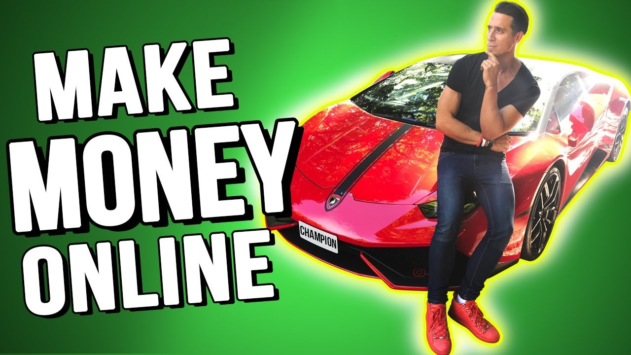 How To Make Money Online | The Fastest 7 Ways That Actually Work