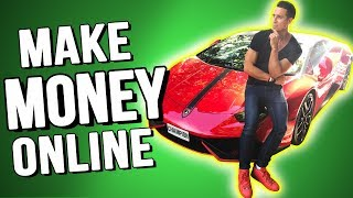 HOW TO MAKE MONEY ONLINE THE 7 FASTEST WAYS THAT ACTUALLY WORK