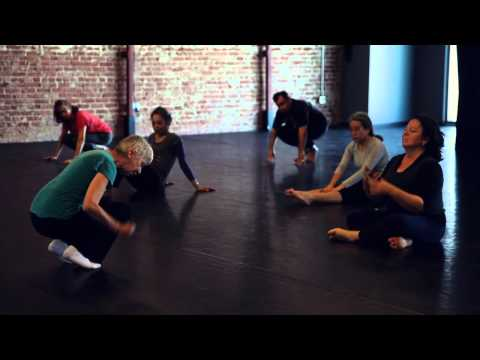 Lynn Simonson Lecture & Class   Speaking of Dance   Movement Education Outreach Workshops 2013
