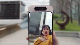 Samsung Galaxy A80 Official Trailer