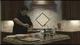 Chicken Caprese Recipe Video - Tampa Bay Chef Services