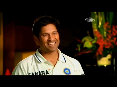 Sachin Tendulkar Interesting Interview In Australia - Talks About Cricket In General