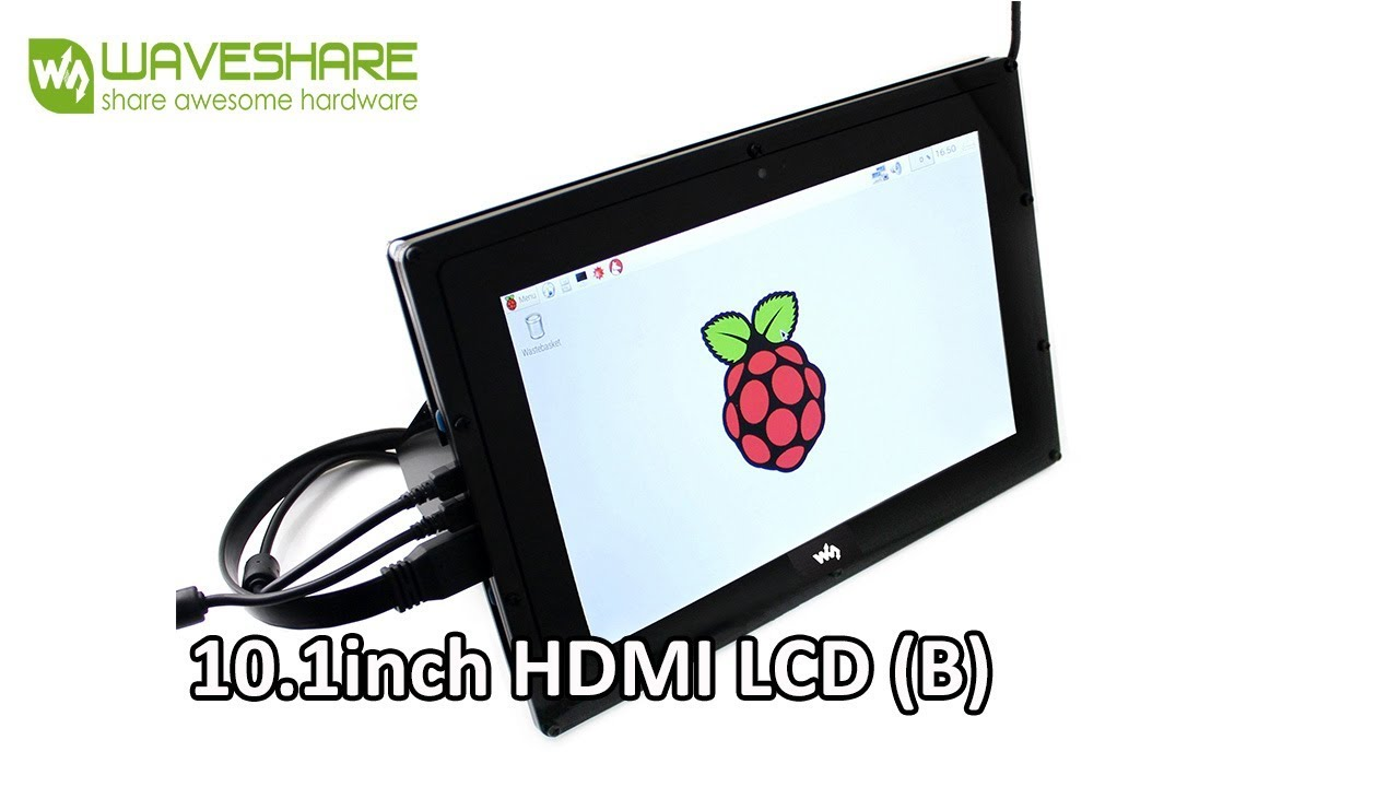 10 1inch HDMI LCD (B) (with case) - Waveshare Wiki