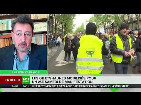 René Chiche : «Non seulement le gouvernement n'écoute pas, mais il manipule, il insulte et divise»