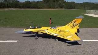 Rafale 1/5 AVIATION DESIGN 2015 - de 25KG