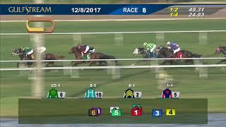 Gulfstream Park Race 8 | December 8, 2017