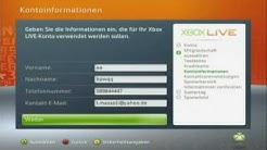 [Tutorial] Xbox Live annmelden!