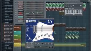fl studio 10 hip hop tutorial how to make drake type beat