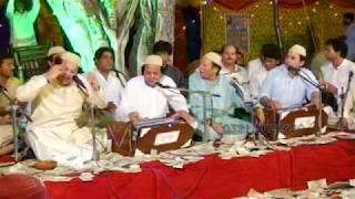 Asif Ali khan Santoo Qawwal Darbar e Alia Nara Shareef 2014 DVD 1