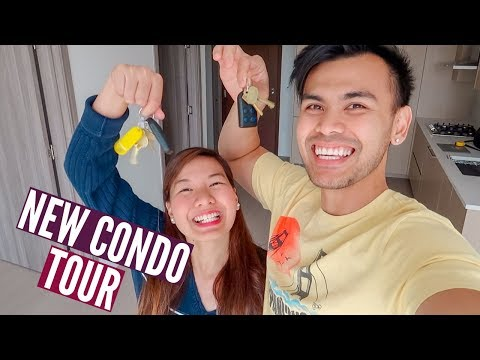 WE BOUGHT A CONDO IN VANCOUVER! | New Condo Tour // Nat And Max