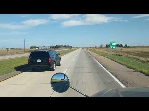 Hebron, Nebraska to Hastings, Nebraska.(1)