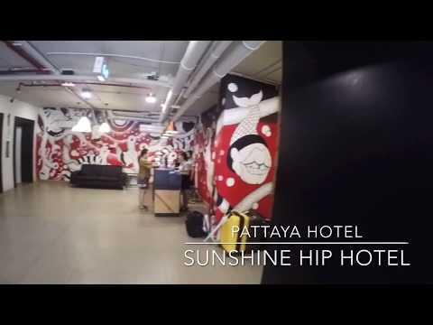 Sunshine Hip Hotel @Pattaya
