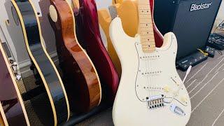 Squier Deluxe Stratocaster - Still Love It!