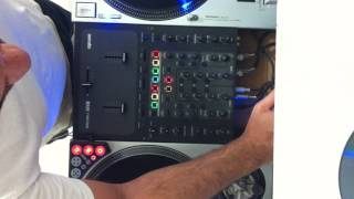 "DJ BACO - TUTORIAL RANE TTM 57 MKII - SERATO DJ "" PORTUGUÊS """