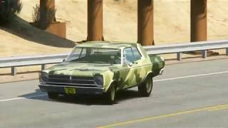 1965 Plymouth Belvedere Super Commando 426 by Uncle M (Stock Version)