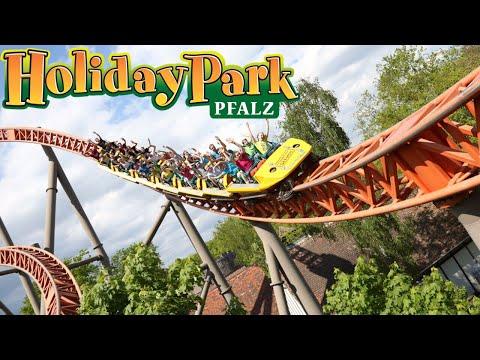 Holiday Park Vlog July 2017