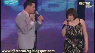 Evangelina Rebosio emociono en Soñando por Cantar Uruguay -