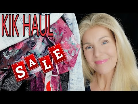 KIK HAUL, FASHION Sale März 2019
