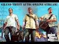 Grand Theft Auto V with Friends: The GTA Serial Killer Event and More Custom Jobs (GTA V Stream #8)