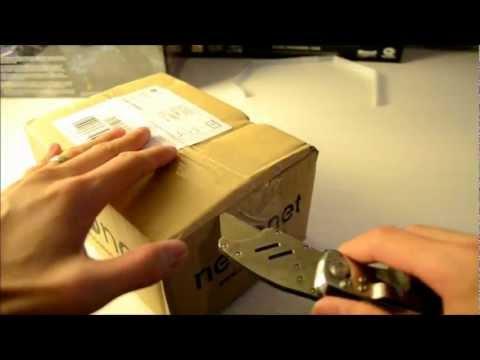Unboxing Optimus L9 P760