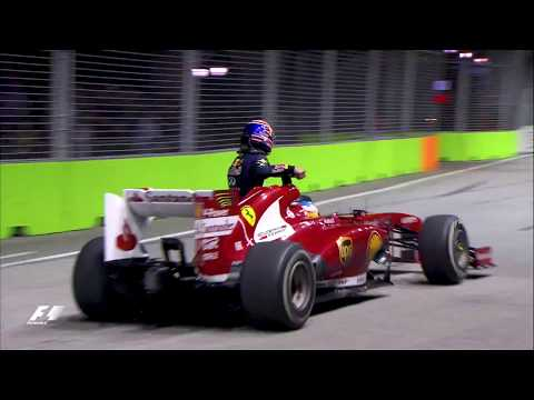A Decade Under The Lights | Singapore Grand Prix