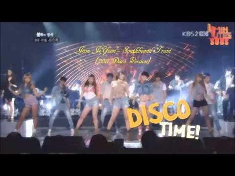 Jeon JiYoon - SouthBound Train (2011 Disco Version) [ENG-SUB & MP3]