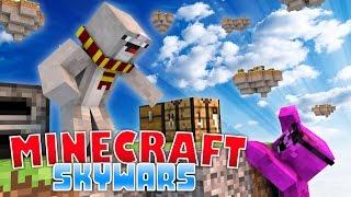 sky wars failing minecraft skywars w ross the sloth